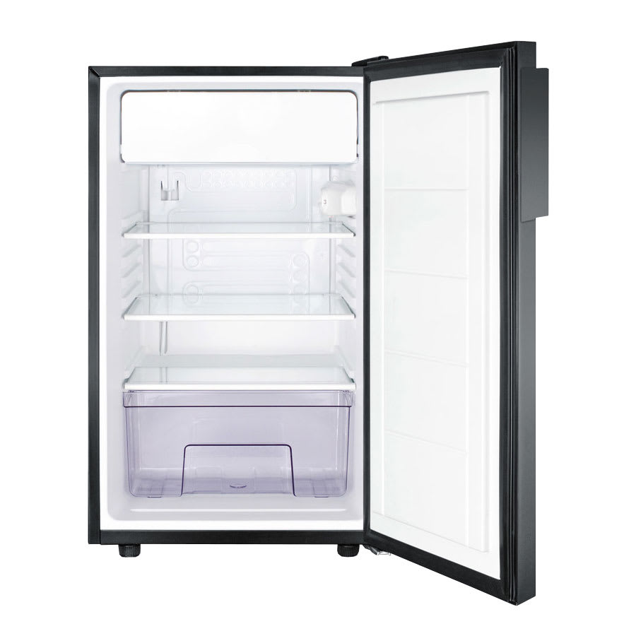 Summit CM421BL Undercounter Medical Refrigerator Freezer - Dual Temp, 115v
