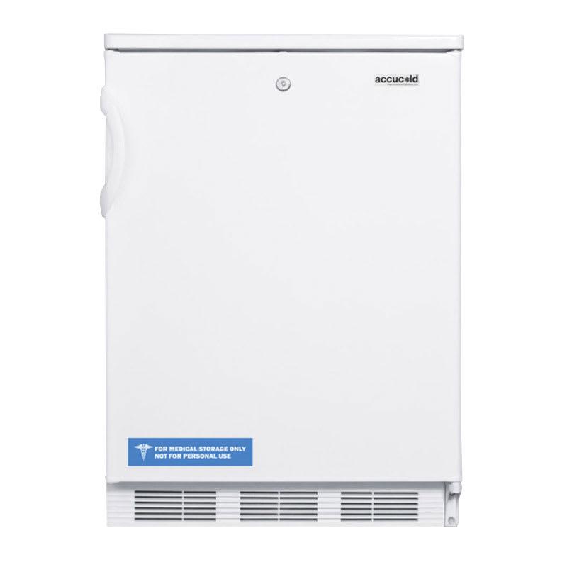 Summit CT66L Undercounter Medical Refrigerator Freezer - Dual Temp, 115v