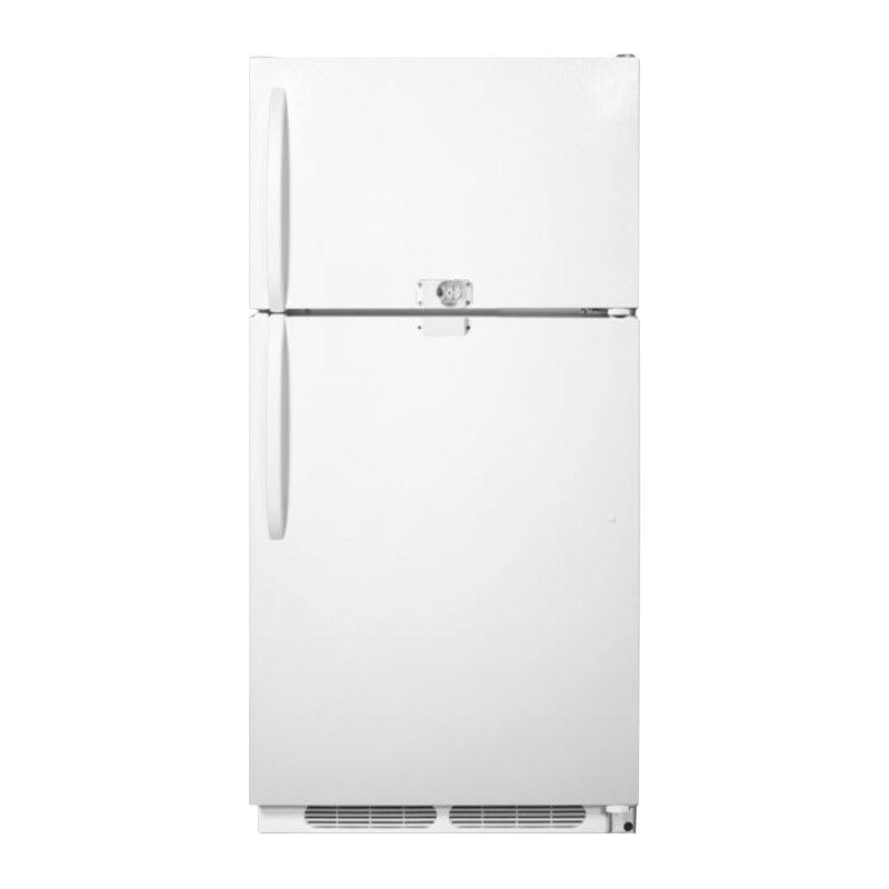 Summit CTR15LLF2 Full Size Medical Refrigerator Freezer - Dual Temp, 115v