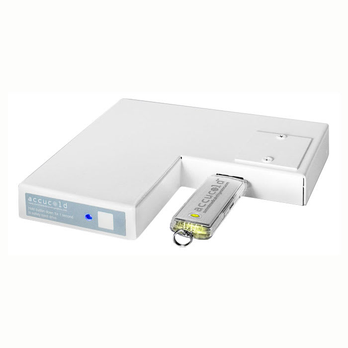 Summit DL1 Factory Installed Temperature Logger w/ 64-MB Flash Drive
