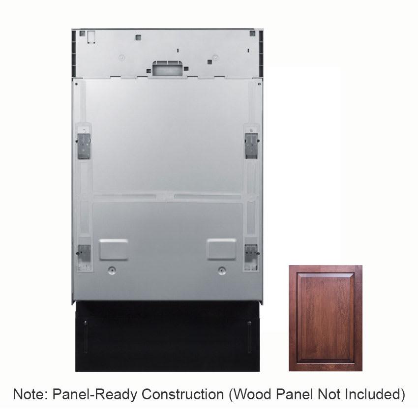 "Summit DW18 18"" Undercounter Dishwasher w/ Panel-Ready Construction, 115v"