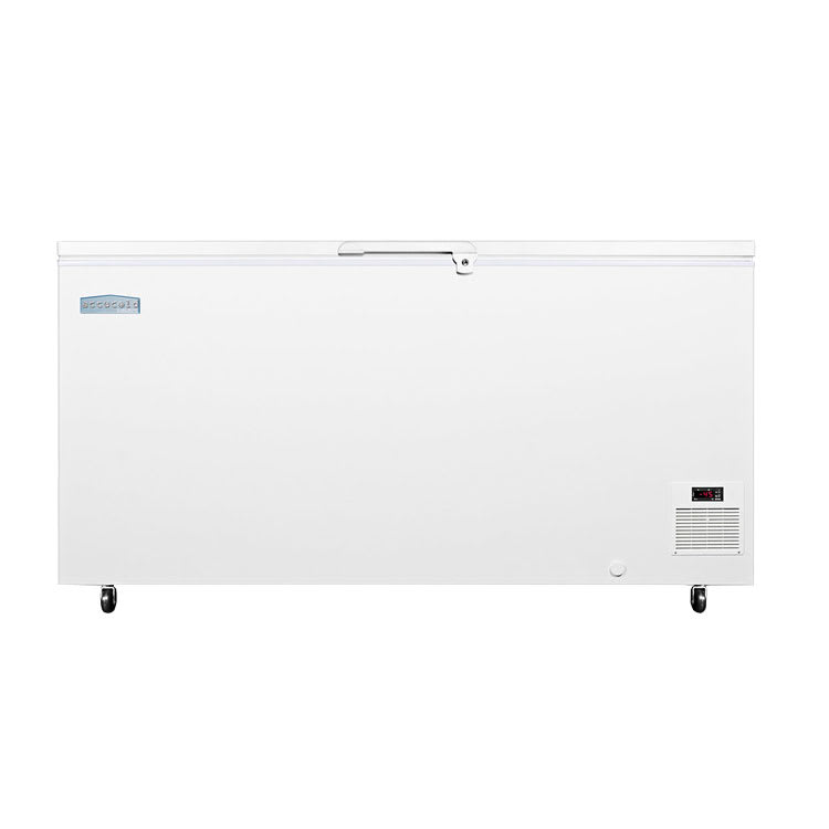 Summit EL51LT Chest Style Medical Freezer - Front-Mount Lock, 115v