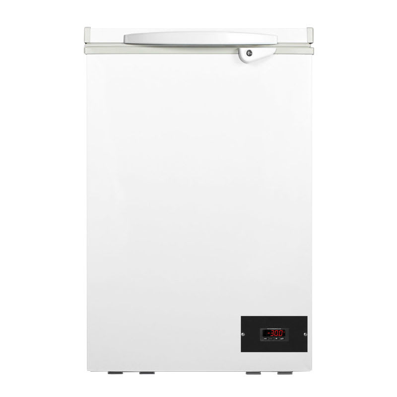 Summit FCL44 Chest Style Medical Freezer - 115v