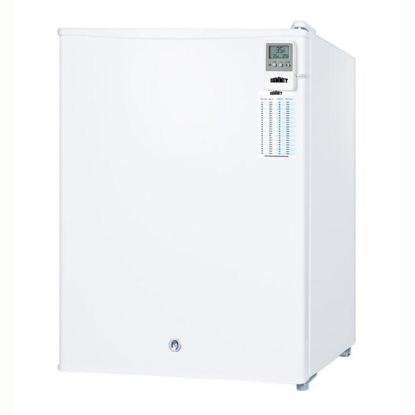 Summit FF28LWHMED Undercounter Medical Refrigerator - Temperature Alarm, 115v