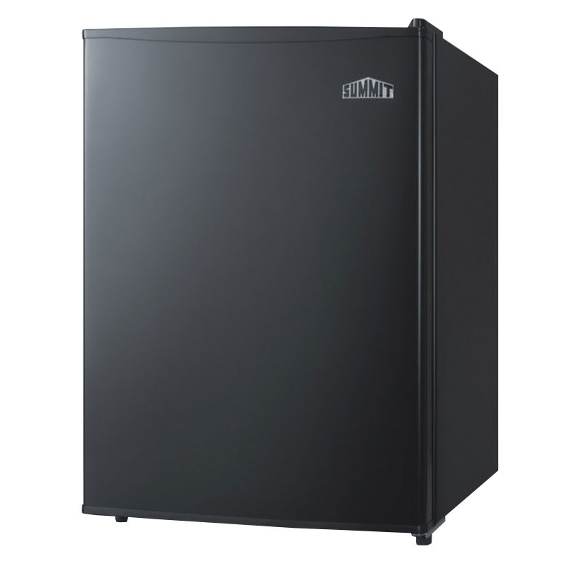 "Summit FF29K Automatic Defrost Countertop All-Refrigerator, 18.5""Wide, Black"