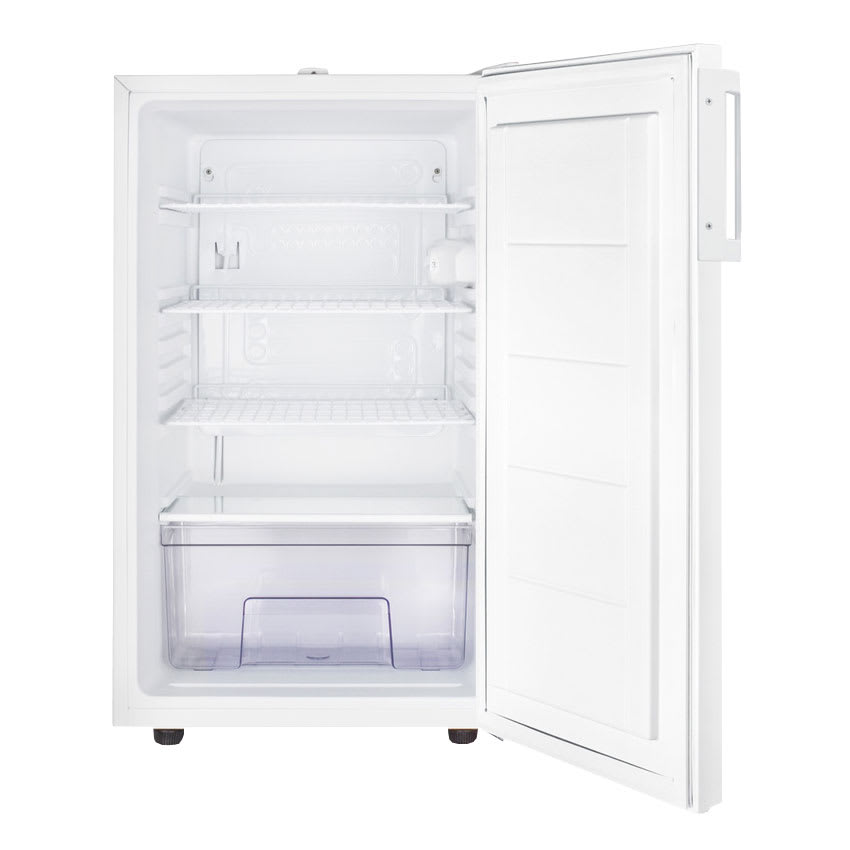 Summit FF511L7ADA 4.1 cu ft Undercounter Refrigerator w/ (1) Section & (1) Door, 115v