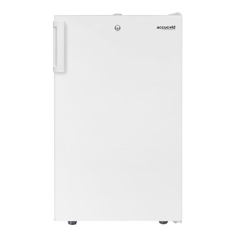 Summit FF511LBI7 4.1-cu ft Undercounter Refrigerator w/ (1) Section & (1) Door, 115v