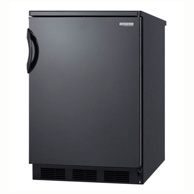 Summit FF6B7ADA 5.5 cu ft Undercounter Refrigerator w/ (1) Section & (1) Door, 115v