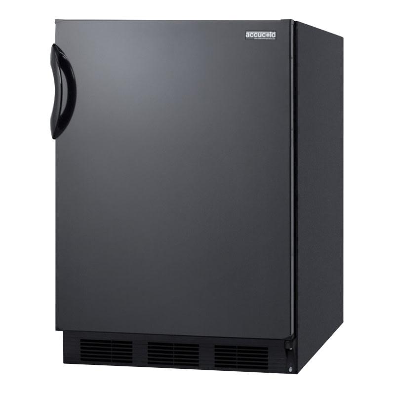 Summit FF6BBI7ADA 5.5 cu ft Undercounter Refrigerator w/ (1) Section & (1) Door, 115v