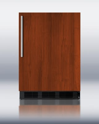 Summit FF6BBIIF 5.5-cu ft Undercounter Refrigerator w/ (1) Section & (1) Door, 115v