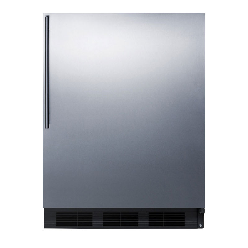 Summit FF6BBISSHVADA Undercounter Medical Refrigerator - ADA Compliant, 115v