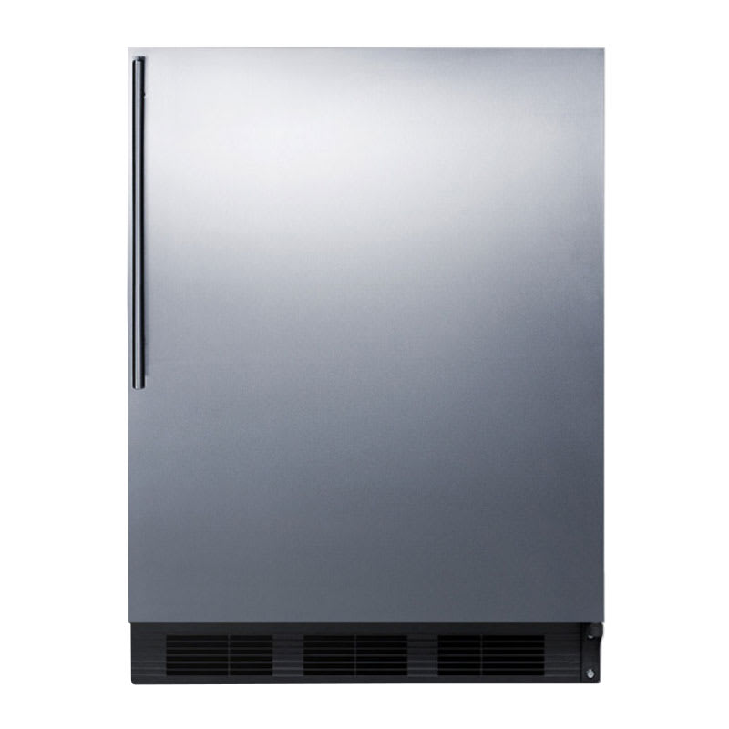 Summit FF6BSSHV Undercounter Medical Refrigerator, 115v