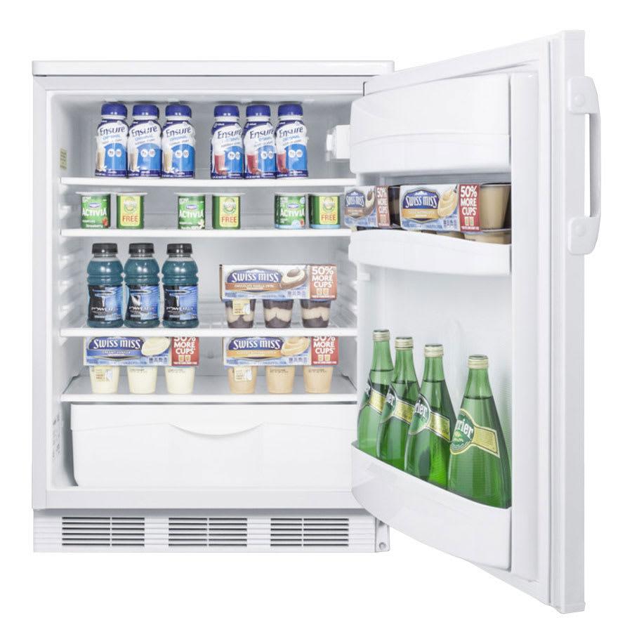 Summit FF6LBI Undercounter Medical Refrigerator - Locking, 115v