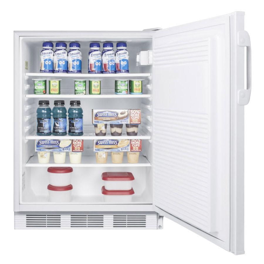 Summit FF7BI Undercounter Medical Refrigerator, 115v