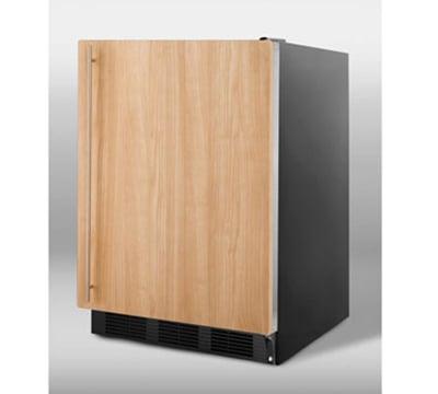 Summit FF7BIF 5.5-cu ft Undercounter Refrigerator w/ (1) Section & (1) Door, 115v