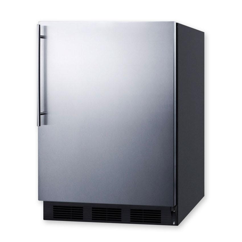 Summit FF7BSSHVADA 5.5 cu ft Undercounter Refrigerator w/ (1) Section & (1) Door, 115v