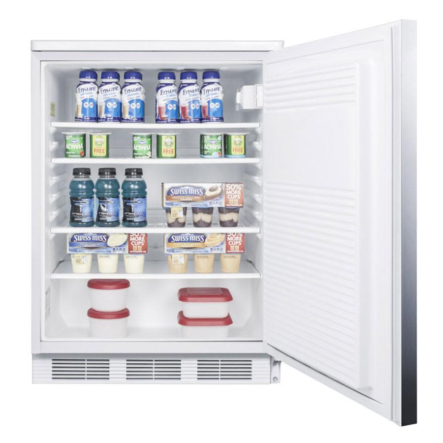 Summit FF7LBISSHH Undercounter Medical Refrigerator - Locking, 115v