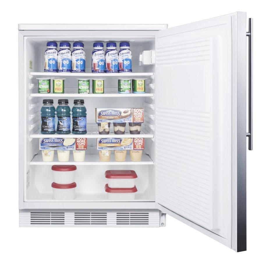 Summit FF7LBISSHV Undercounter Medical Refrigerator - Locking, 115v