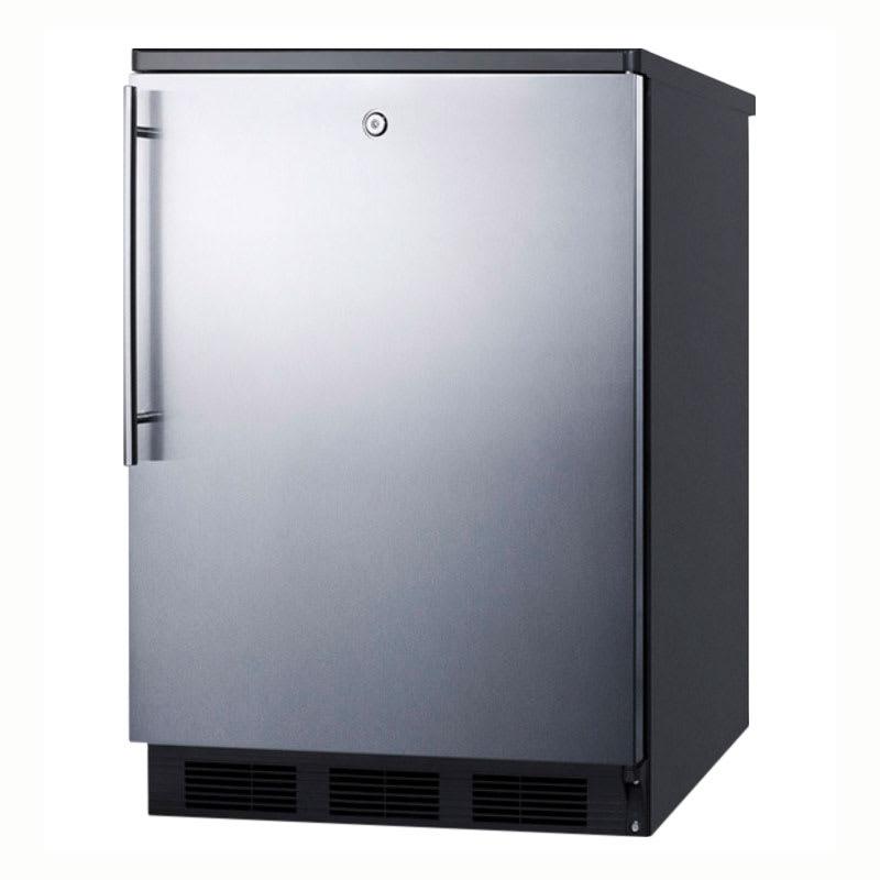 Summit FF7LBLBISSHV Undercounter Medical Refrigerator - Locking, 115v