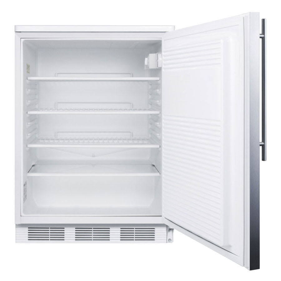 Summit FF7LSSHV Undercounter Medical Refrigerator - Locking, 115v