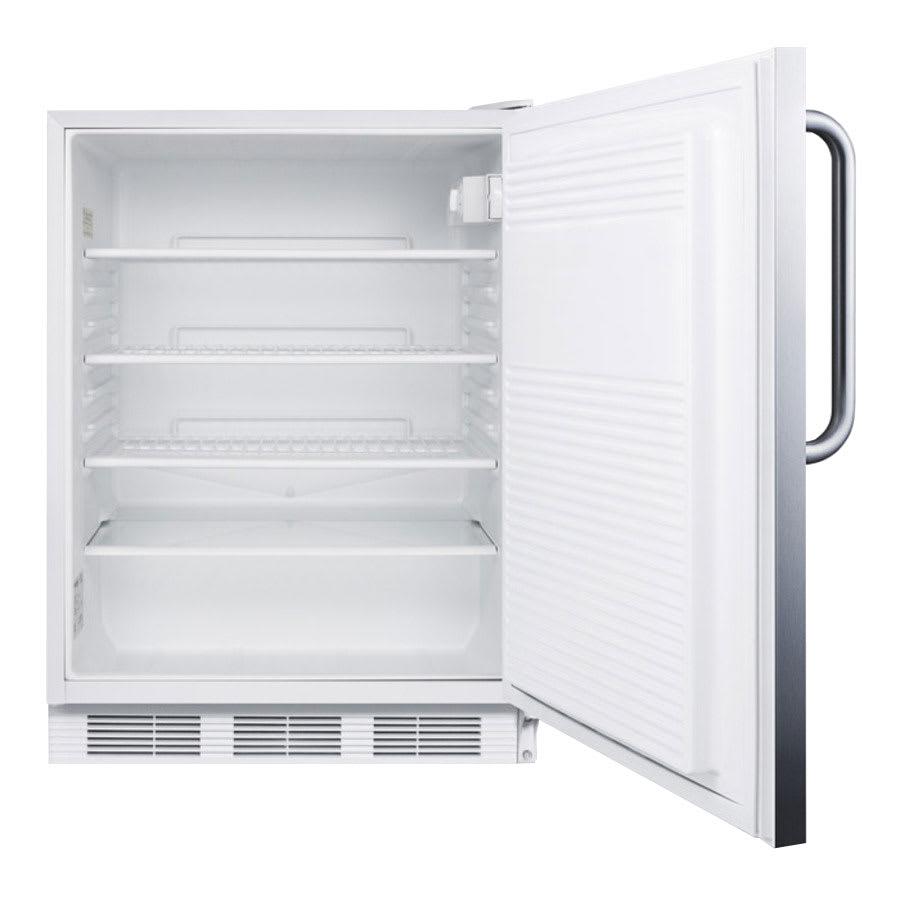 Summit FF7SSTB Undercounter Medical Refrigerator, 115v