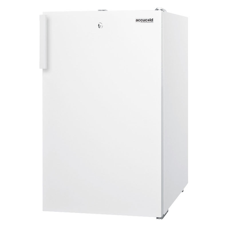 Summit FS407L7 2.8 cu ft Undercounter Freezer w/ (1) Section & (1) Door, 115v