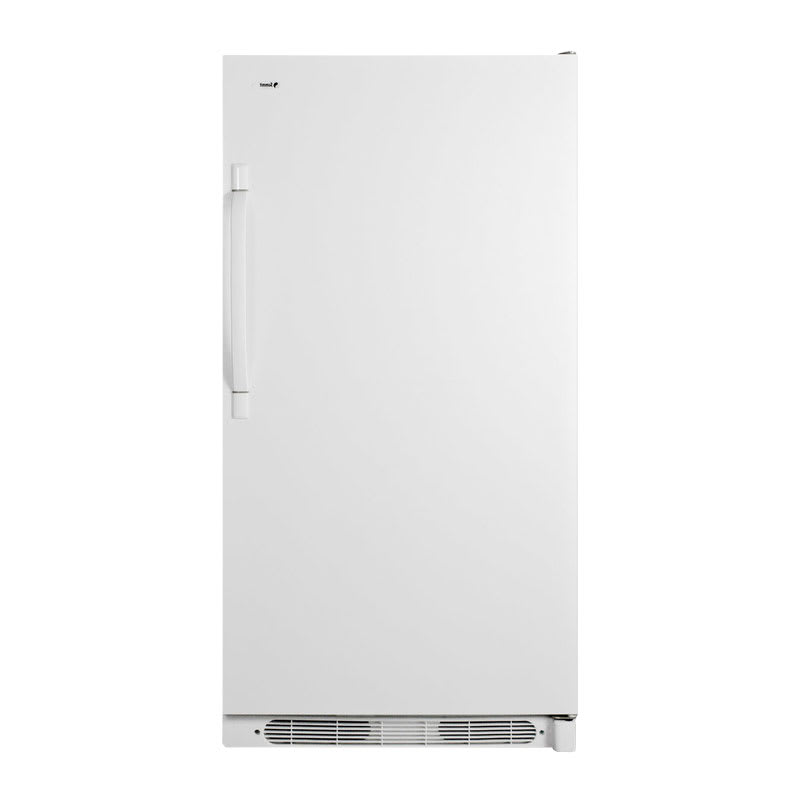 Summit R17FF 1-Section Refrigerator w/ (4) Shelves, White, 16.5-cu ft