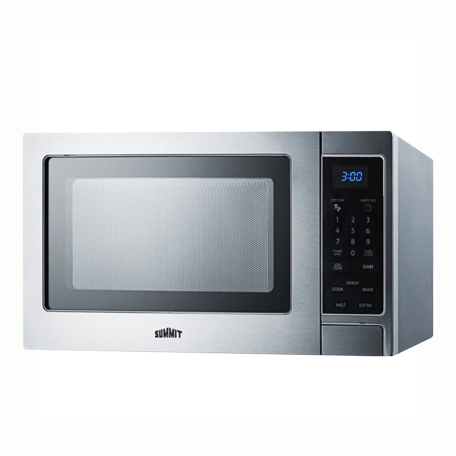 Summit SCM853 Microwave Oven - Rotary Turntable, Digital Controls ...