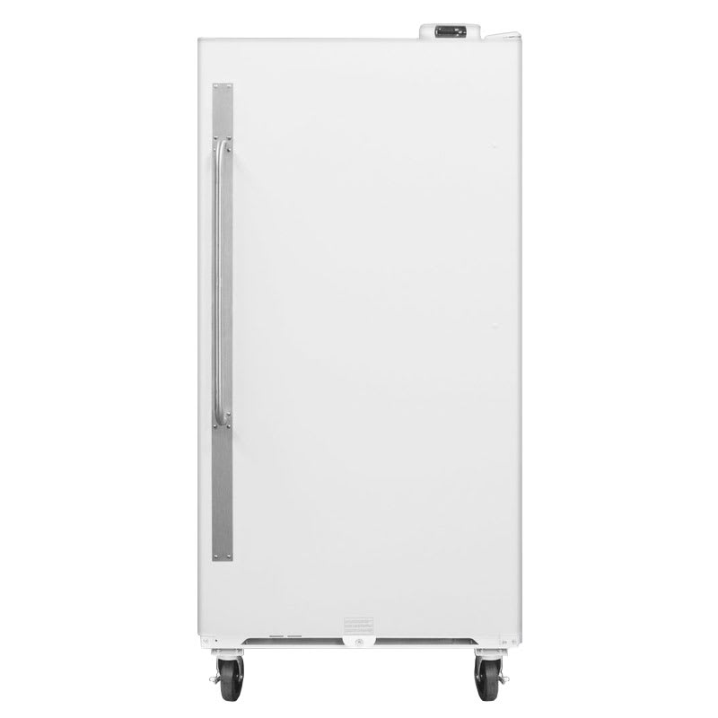 """Summit SCUR18 31.5"""" Single Section Reach-In Refrigerator, (1) Solid Door, 115v"""