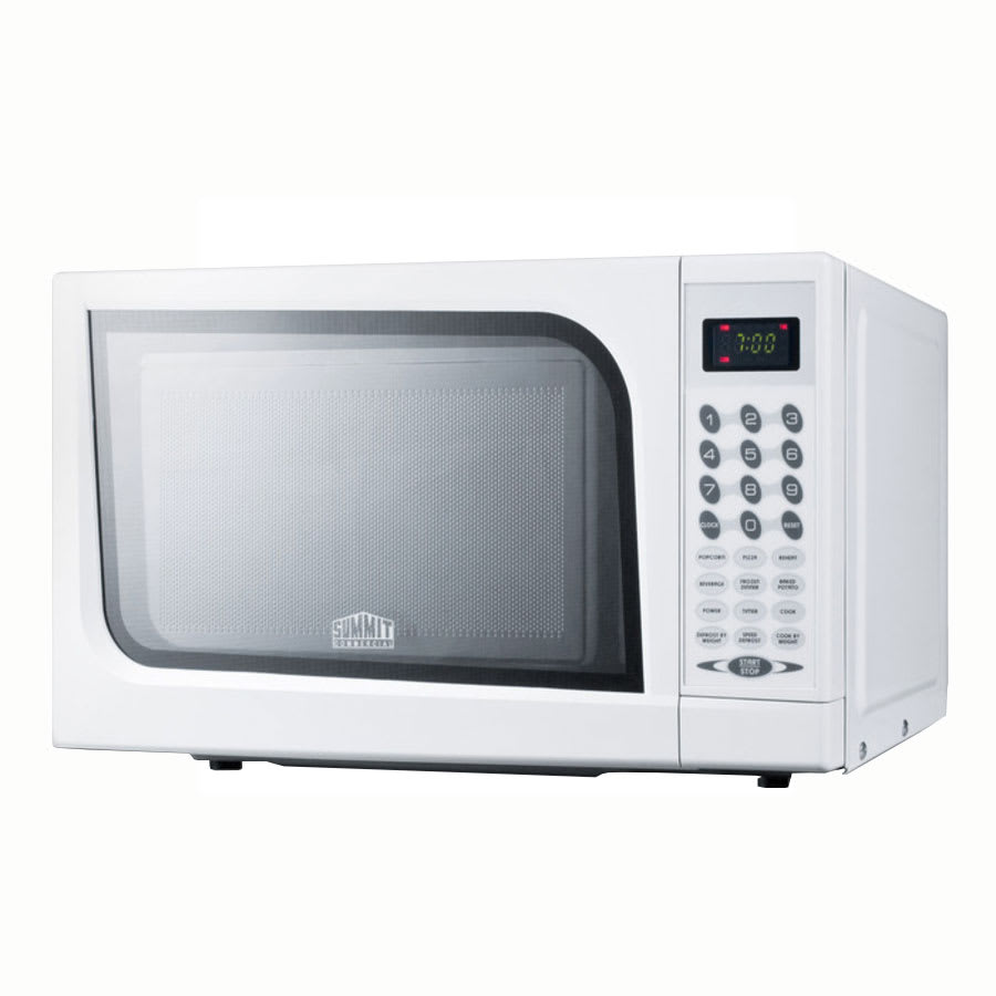 "Summit SM901WH 17.75"" Multi-Power Microwave - 0.7 cu ft, White"