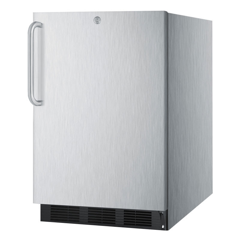 Summit SPR7OSST 5.5-cu ft Undercounter Outdoor Refrigerator w/ (1) Section & (1) Door, 115v