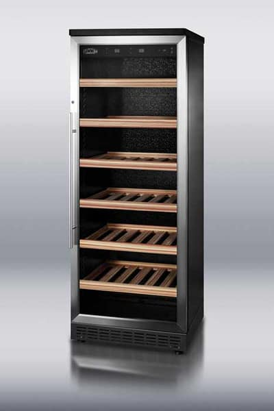 Summit Swc1545 23 63 Quot One Section Wine Cooler W 2 Zones