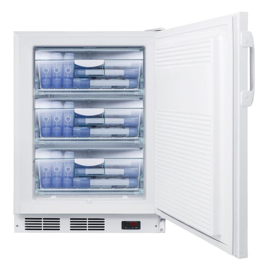 Summit VT65MLADA Undercounter Medical Freezer - Locking, 115v