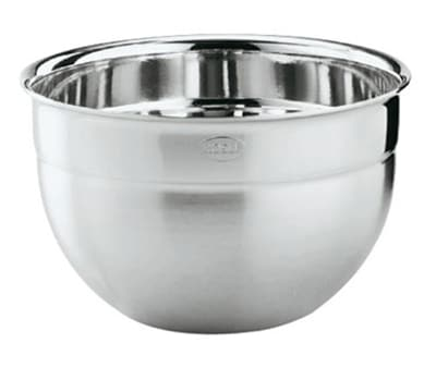Rosle 15684 Deep Bowl w/ 5.7-qt Capacity, Stainless