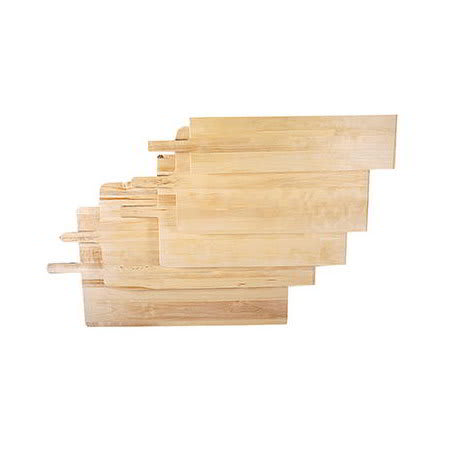 "American Metalcraft 1636 36"" Pizza Peel, 16x29.5"", Wood"