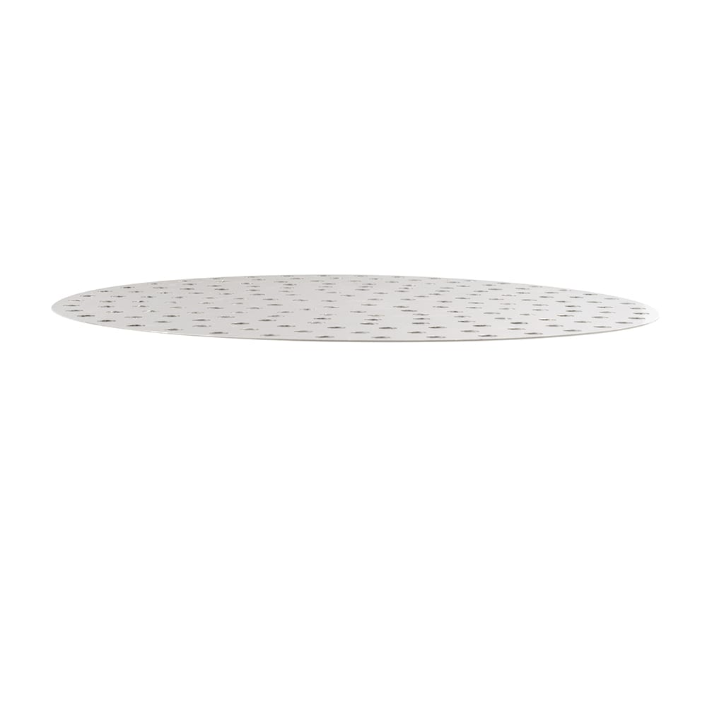 "American Metalcraft 18914P 14"" Perforated Pizza Disk, Aluminum"