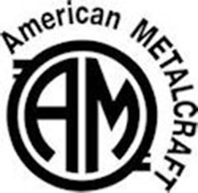 """American Metalcraft 2174PAD Foam Pads, 7.625x7.25x.25"""""""