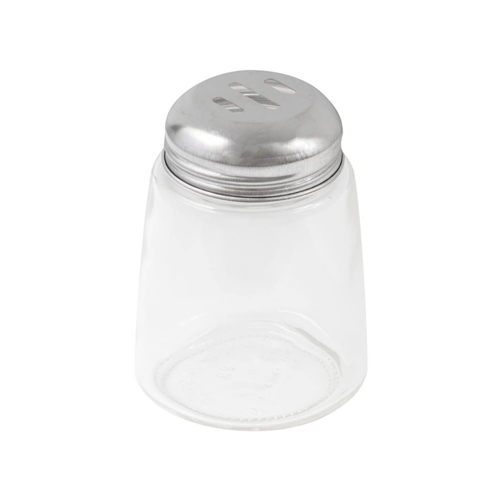 American Metalcraft 3309 Spice Shaker w/ 8 oz Capacity, Glass/Stainless