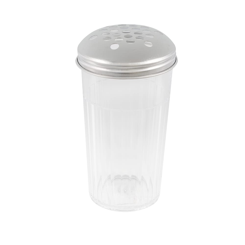 American Metalcraft 3319 12 oz Large Shaker w/ Top, Stainless