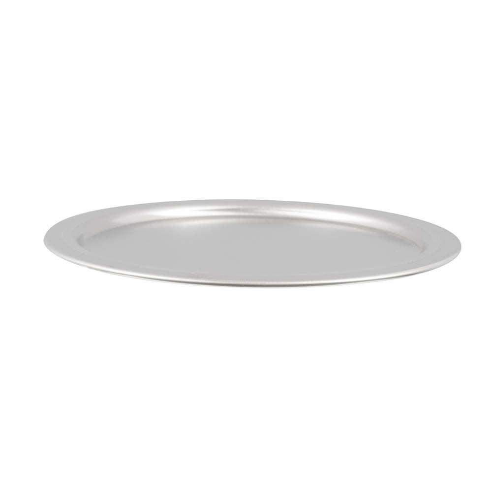 "American Metalcraft 7007-COVER 7"" Round Pan Cover Fits 4007, 8007, 5007, 5017 Model, Solid, Aluminum"