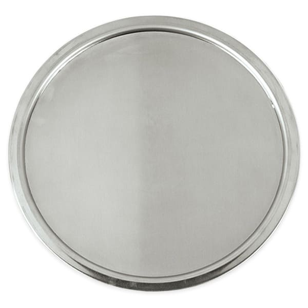 "American Metalcraft 7015 15"" Round Pan Cover, Solid, Aluminum"