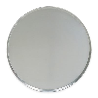 """American Metalcraft A2010 10"""" Round Tapered Pizza Pan, Solid, Aluminum"""