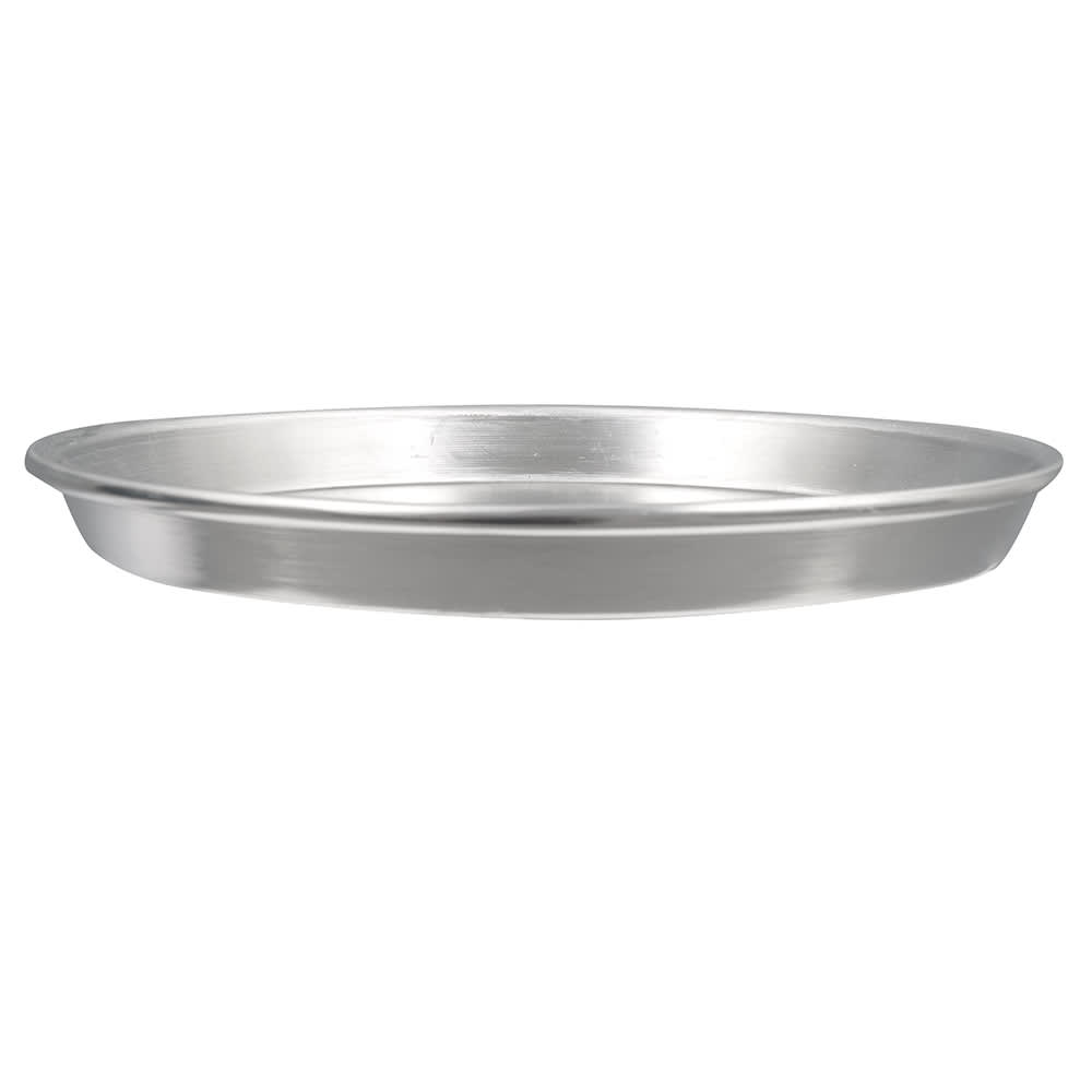 "American Metalcraft ADEP11 11"" Tapered Pizza Pan, 1"" Deep, Solid, Aluminum"