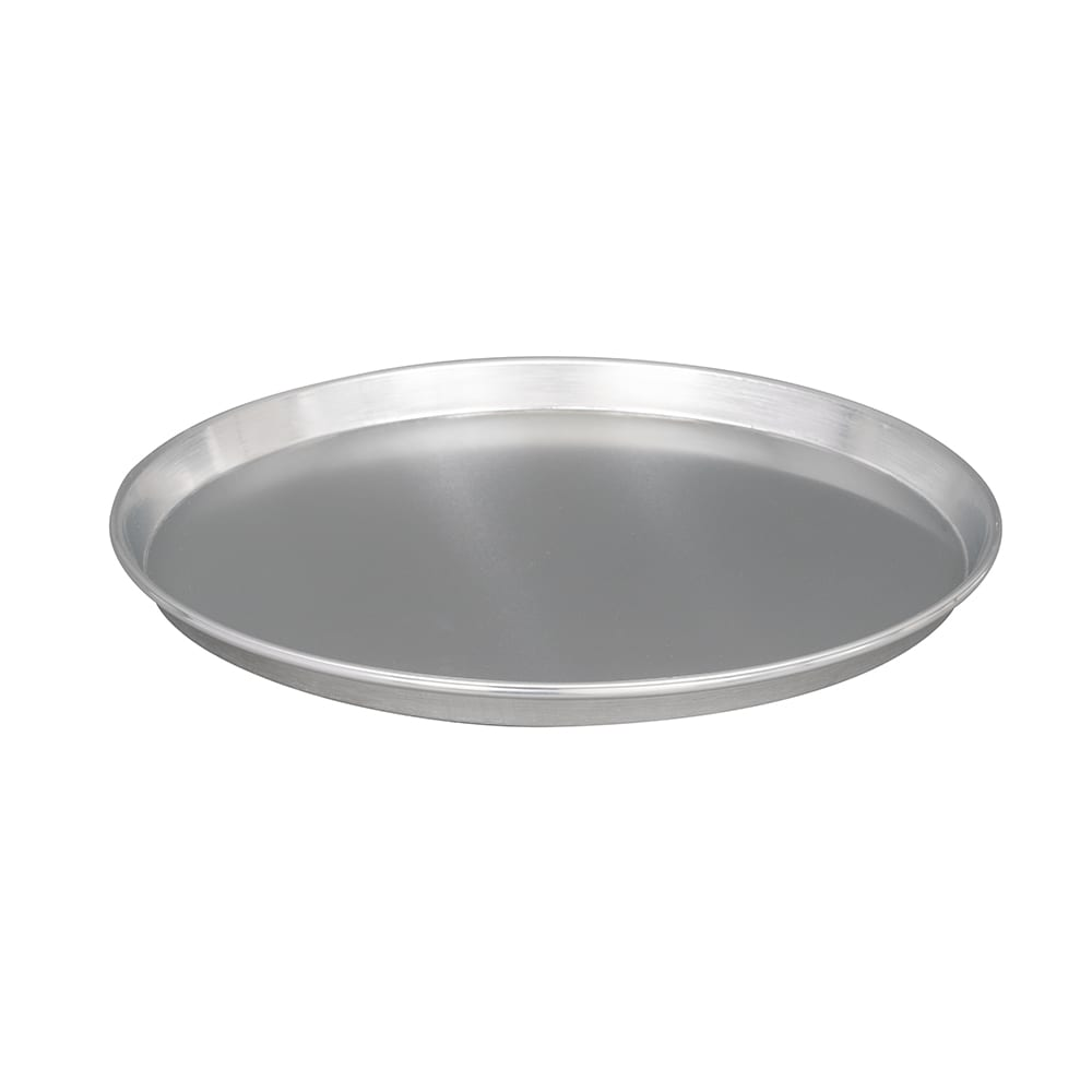 "American Metalcraft ADEP16 16"" Tapered Pizza Pan, 1"" Deep, Solid, Aluminum"