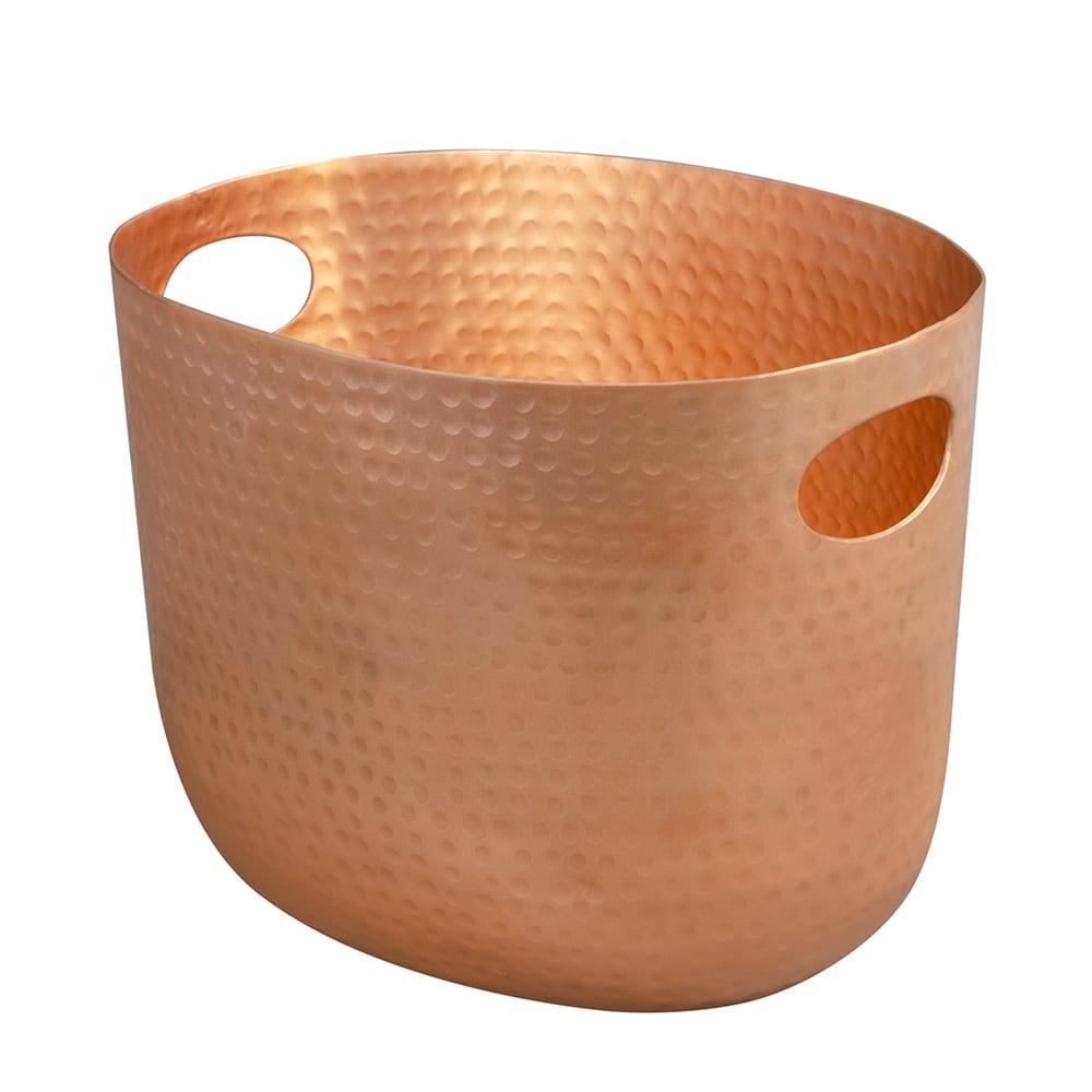 American Metalcraft ATHC9 7.75 qt Oval Beverage Tub, Aluminum, Copper