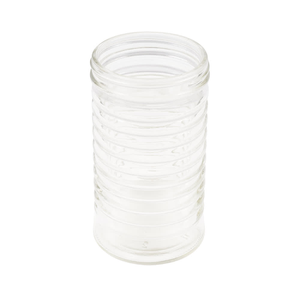 American Metalcraft BEE300 Condiment Shaker Base w/ 12-oz Capacity, Glass