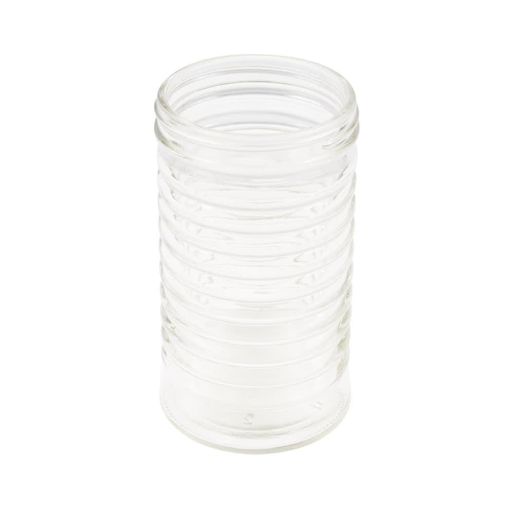 American Metalcraft BEE300 Condiment Shaker Base w/ 12 oz Capacity, Glass