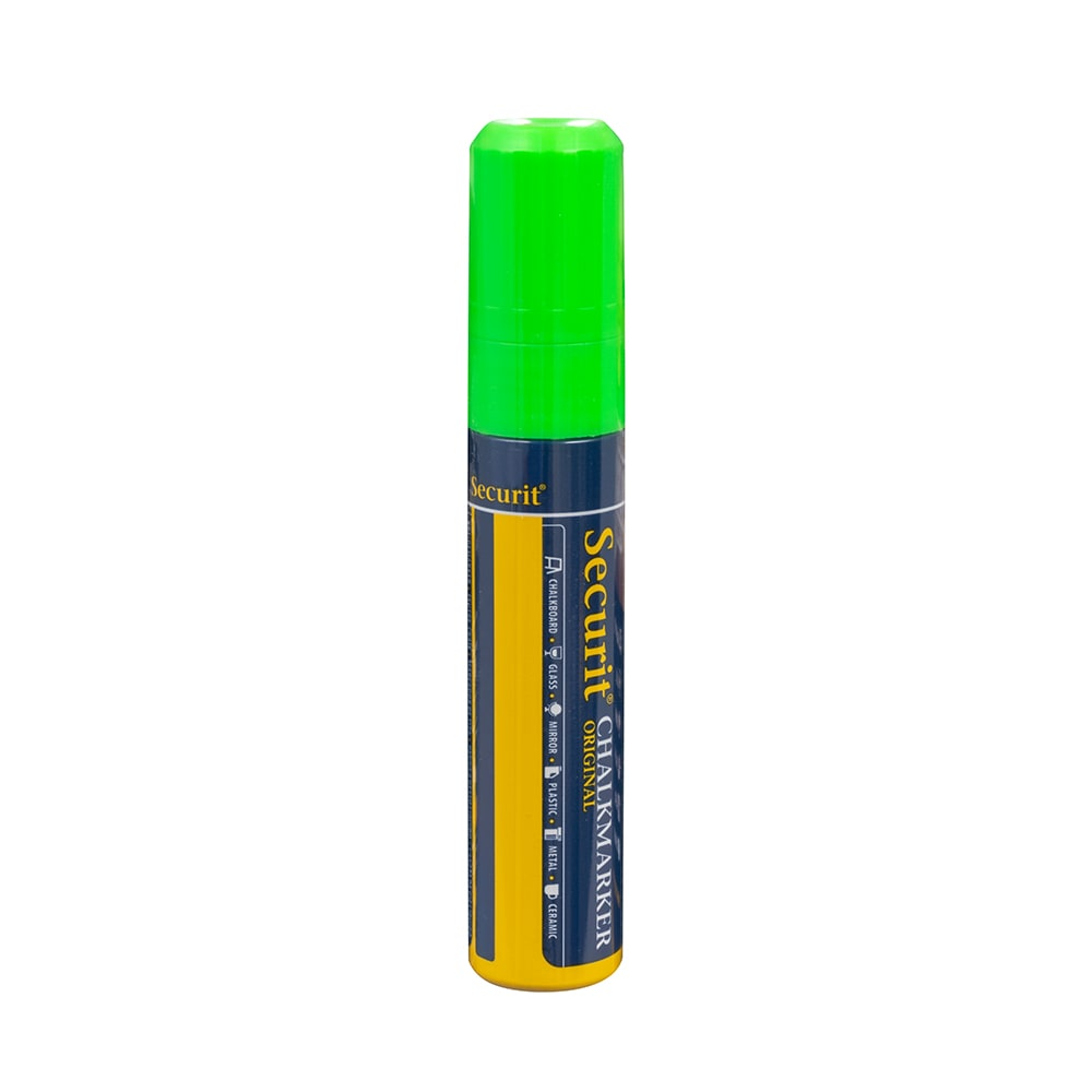 American Metalcraft BLSMA720GR Large Tip Chalk Marker, Green