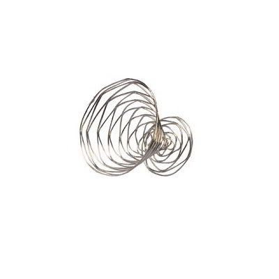"""American Metalcraft BNC7 7"""" Conical Wire Basket, Chrome"""