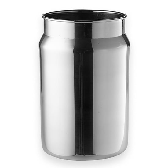 American Metalcraft BV5 15-oz Drinking Can - Stainless